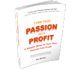 Image of Passion Into Profit Book