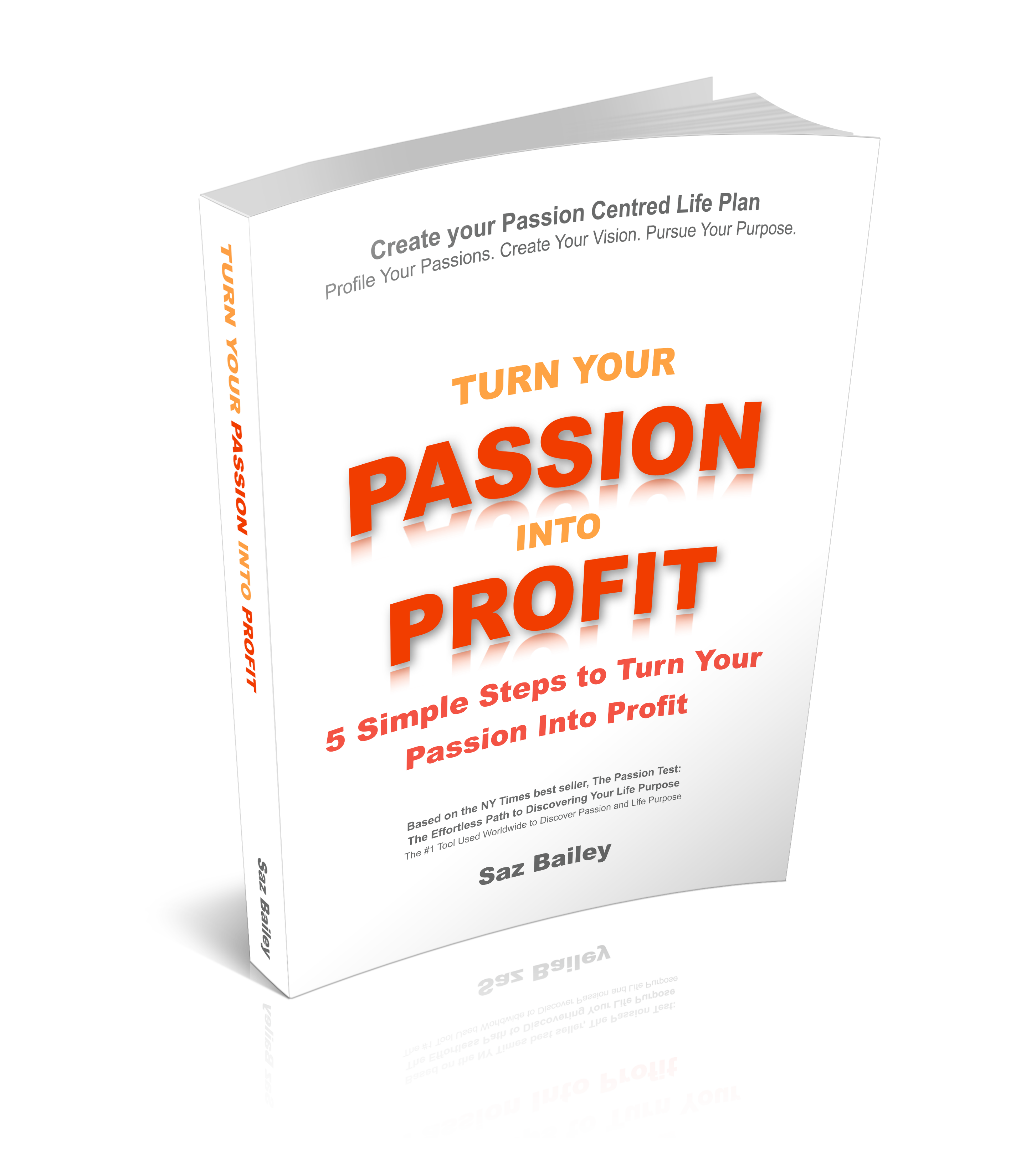 Image of Turn Your Passion Into Profit Book